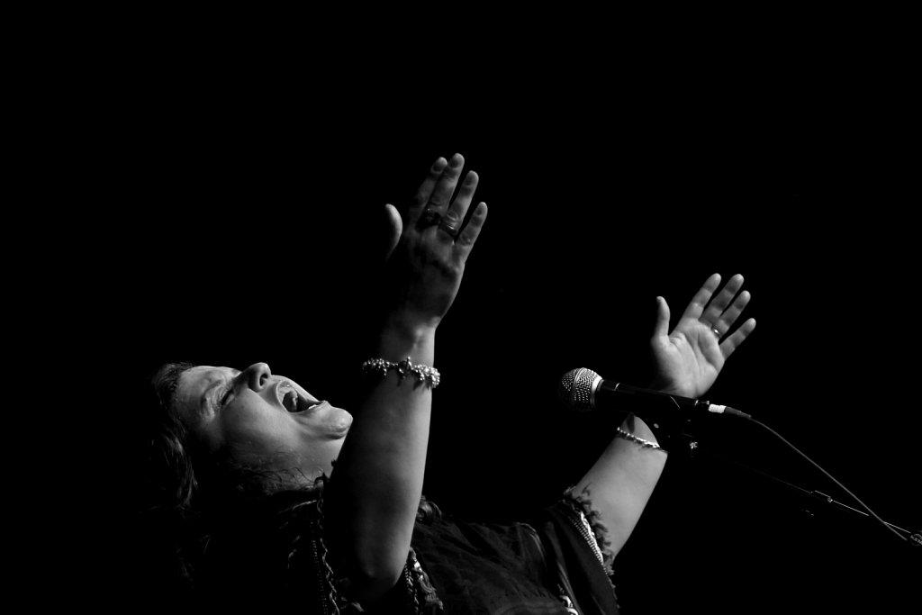 Reem Kelani Concert @ Rich Mix