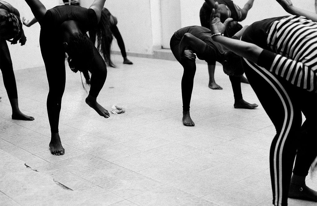 Yaye Dib Sabar Dance Company